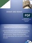 Demat and Remat