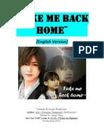 Take Me Back Home (English Version)