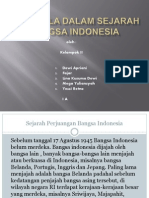 Pancasila Dalam Sejarah Bangsa Indonesia