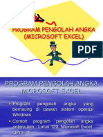Tutorial Microsoft Excell