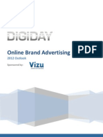 2012 Online Brand Advertising Outlook