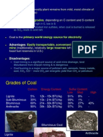 Energy Fossil Fuels Update