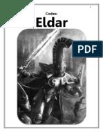 Eldar Codex v.8