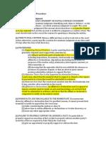 Federal Rules of Civil Procedure Rule 56 Handout