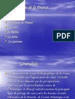 Hydrographie de La France