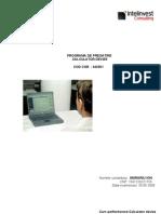 Programa Operator Devize