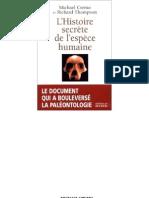 L'Histoire Secrete de l'Espece Humaine