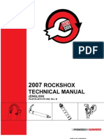 2007 RockShox Technical Manual Rev B1