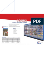 Tornio Remote Glass Door Freezers | Capital Cooling Ltd