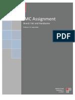IMC Assignment 33133 MukeshPareek