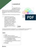 Desenvolvimento sustentável – Wikipédia, a enciclopédia livre
