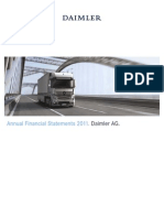 2125323 Daimler 2011 Annual Fin Statements of Legal Entity AG