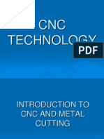 01 & 02 Introduction to CNC Technology (in Powerpoint Format)