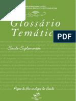 ProdEditorialANS Glossario Tematico Saude Suplementar