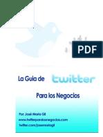 Guia Twitter Para Los Negocios