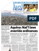 Manila Standard Today - June 26, 2012 Issue