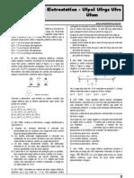 Lista-de-Eletrostática-Ufpel-Ufrgs-Ufrs-Ufsm