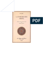 Michel Vâlsan - La Parure des Abdal