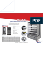 Remus Multideck | Capital Cooling Ltd