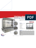 Troy Low Multideck | Capital Cooling Ltd