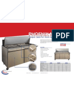 Phoenix Maxi Prep Counters | Capital Cooling Ltd