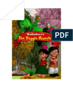 The Veggie Monster (English)