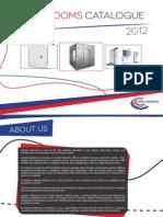 Professional Coldrooms Brochure 2012 | Capital Coldrooms