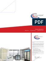 Commercial Refrigeration Catalogue 2012 | Capital Cooling Ltd