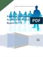 Employee Information System Documentation