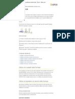 Cenni Preliminari Sulle Formule - Excel - Office