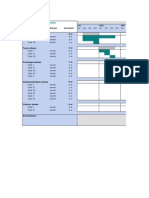 Copia de Project Timeline (Marine Theme)