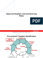 28269926 Approved Supplier Lists and Sourcing Rules