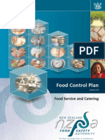 Food Control Plan Version 3