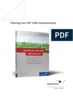 Sappress Planning Your Sap Crm