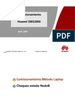 Guia de Comisionamiento Huawei Nodo B