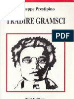 """Tradire Gramsci"", por Giuseppe Prestipino"