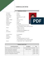 CV Ronald