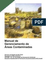 000 Capa Manual de Gerenciamento de Areas Contaminadas