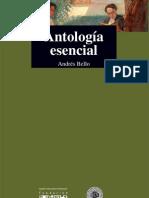 Andres Bello Antologia Esencial