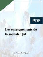 Les enseignements de la sourate Qâf