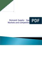 Class3ofEA Demand Supply2011