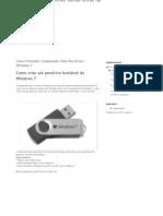 Manutenção de Micro - USB bootável