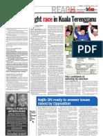 thesun 2009-01-07 page02 tight race in kuala terengganu