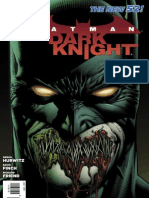 Batman the Dark Knight Issue 10 Exclusive Preview
