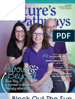 Nature's Pathways July 2012 Issue - Southeast WI Edition