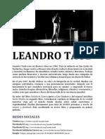 Leandro Taub III