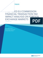 Impact of the Financial Transaction Tax on FX Markets_FOR RELEASE