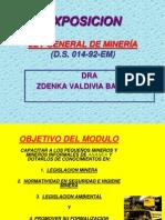 Direccion General de Mineria