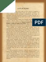 P. Dávila (La fe de Pedro)