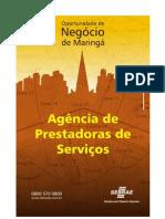 Ficha - Agencia de Prestadores de Servicos Domesticos